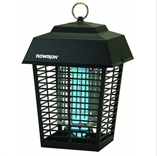 Flowtron BK15D Advanced Electronic Insect Killer Mosquito Zapper Light 1/2 Acre Coverage ,Outdoor Use Only