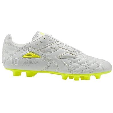 Diadora M.Winner RB Italy OG MDPU Mens Soccer-Shoes 172359 White Size  6f1c403f10