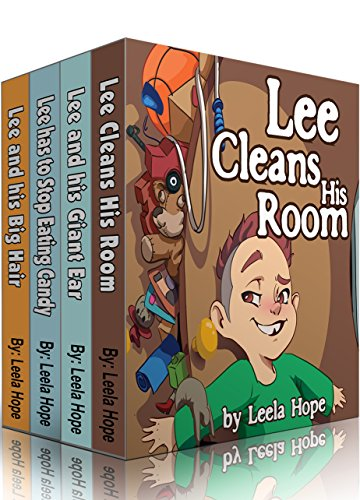 Lee Box Set: Children Boxed Sets kindergarten by [Hope, Leela]