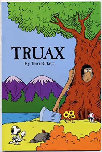 TRUAX by Terri Birkett (1994 Softcover 20 page booklet. Written in ...