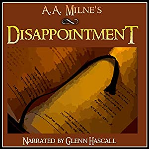 Disappointment Audiobook