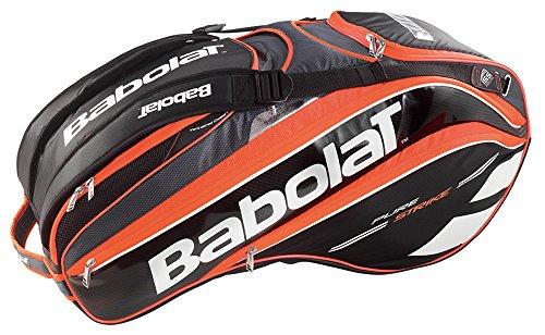 Babolat Racquet Holder (Babolat Pure Strike Racket Holder X12-Red)