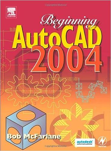 Beginning AutoCAD 2004