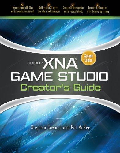 Microsoft XNA Game Studio Creator's Guide, Second Edition Pdf