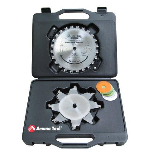 Amana Tool - 658060 Carbide Tipped Prestige Dado 8