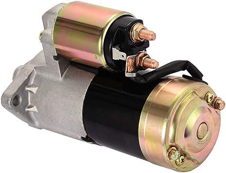 Starter Motor Fits CHEVY GEO TRACKER PONTIAC SUNRUNNER SUZUKI SIDEKICK 1.6 2.0