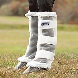 Roma Mesh Leg Wraps 4-Pack