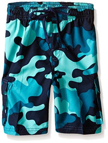 Kanu Surf Boys Camo Trunk product image