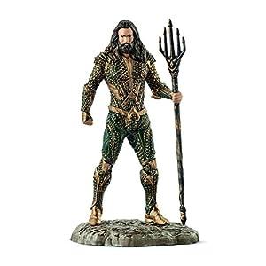 Schleich Justice League Movie: Aquaman Action Figure