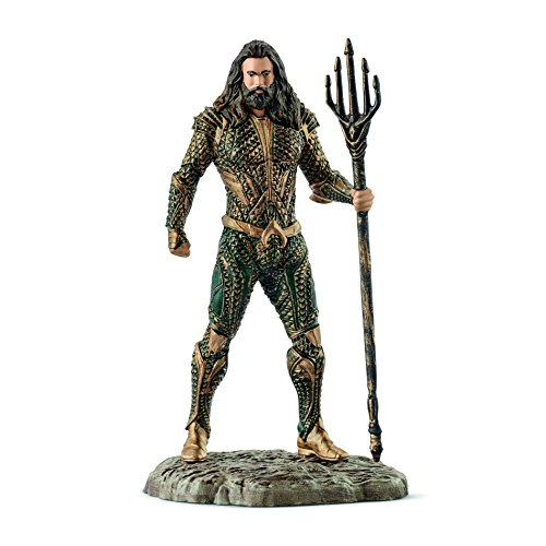 Schleich Justice League Movie: Aquaman Action Figure