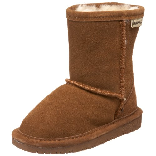 Image of BEARPAW Emma 608T Shearling Boot (Toddler)