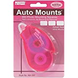 Pioneer Auto Mounts Dispenser with 350 Photo Mounting Double Sided Self Adhesive Squares