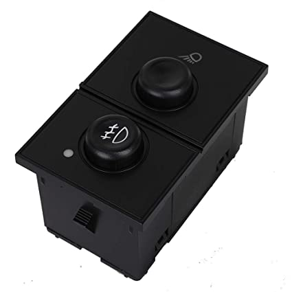 Fog Light Cargo Lamp Switch for 2003-2006 2007 Cadillac Chevrolet GMC 15143597 A