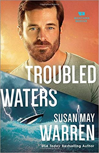 Image result for troubled waters susan may warren