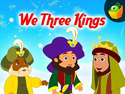 We Three Kings (Best Holiday Music Albums)