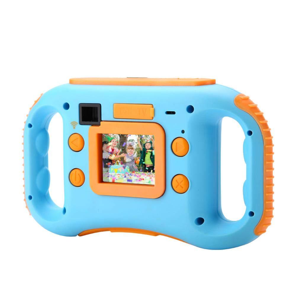 fosa WiFi Kids Digital Video Camera, 1.77'' Toy Mini Digital Video Camera Support Tv Output,Wonderful Gift for Children Boys Girls