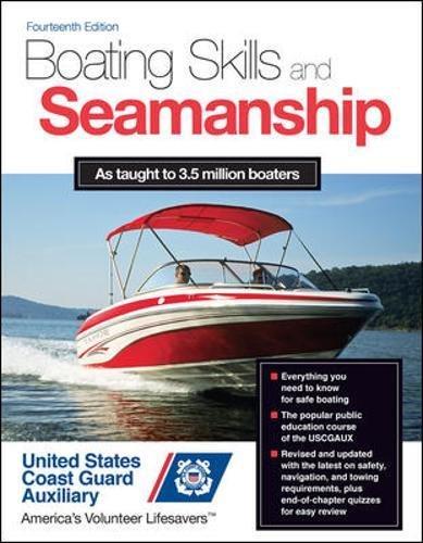 Boating Skills and Seamanship, 14th Edition (International Marine-RMP)