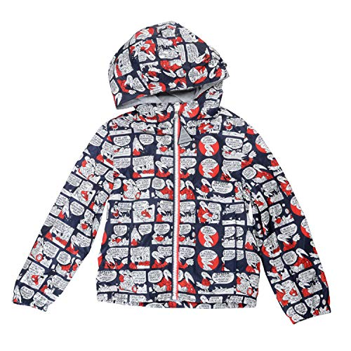 Moncler Kids's New_URVILLE_IMP Hooded Windbreaker Jacket Moncler 6A US 6 Years ()