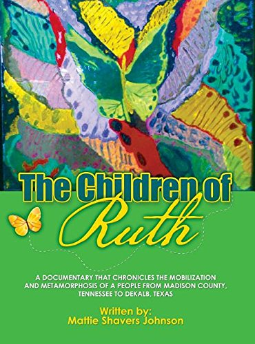 Read Online The Children of Ruth PDF