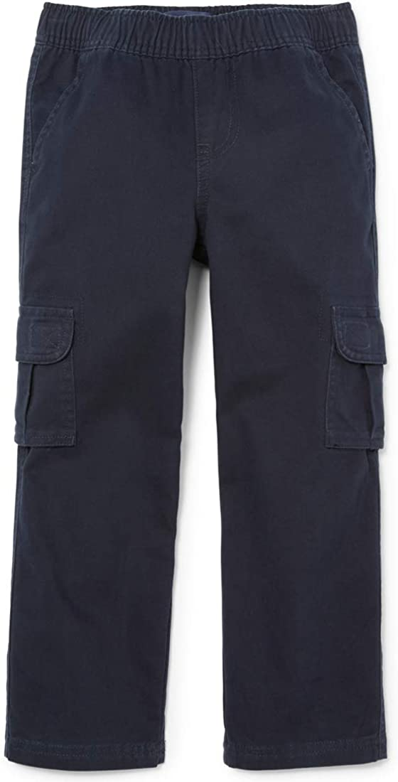 The Childrens Place Baby Boys Pull on Cargo Pants