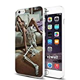 iPhone 5C Case, Shellvcase,Sexy Girl Pattern Slim Hard PC Case Cover for iPhone 5C(Package Includes: One Stylus Pen, One Screen Protector) (YW-16)