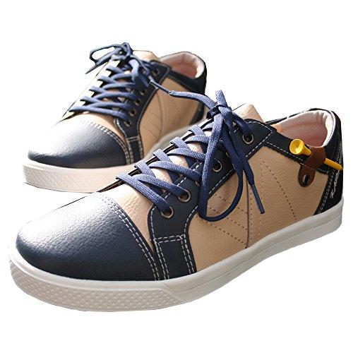 KARAKARA Spike-less Golf Shoes, KR-401, IVORY, 275 mm, for Men
