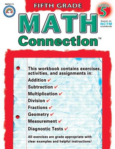 Amazon.com: Math Connection™, Grade 5 (Connections™ Series ...