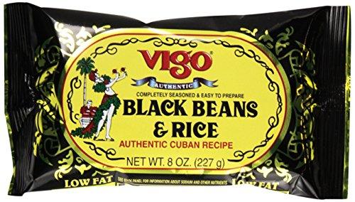 Price comparison product image Vigo Black Beans and Rice,  8 oz