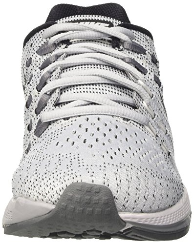 Blk Scarpe Multicolore cl W Corsa Zoom Nike Donna 19 Air da white Pure Platinum Gry Structure qAX6z7w