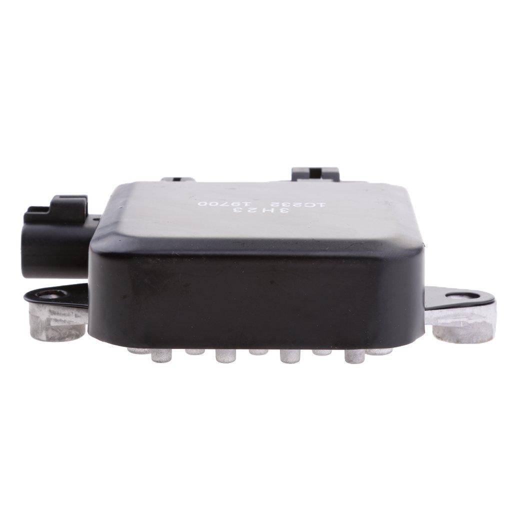 magideal Fan Control Relay Module Control for Mazda Mitsubishi 1355/a124