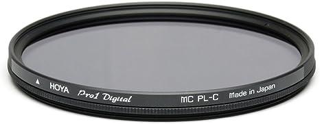 Hoya Pro1 Digital Pol Cirkular 77mm Schwarz Kompatibel Kamera