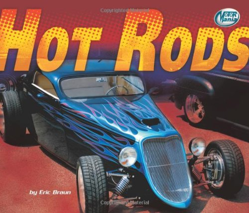 Hot Rods (Motor Mania) by Brand: Lerner Pub Group (L)