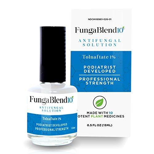 FungaBlend 10® Tolnaftate Antifungal Solution