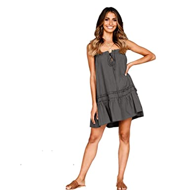 e8e73ba5324 Womens Plunge Ruched Dress Deep V Neck Bodycon Dress for Night Out Club  Hopping at Amazon Women s Clothing store