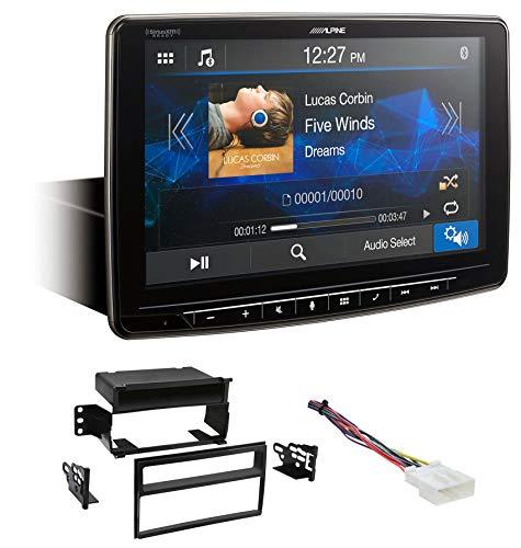 Alpine Digital Media Bluetooth Receiver w/CarPlay for 2007-2011 Nissan Versa