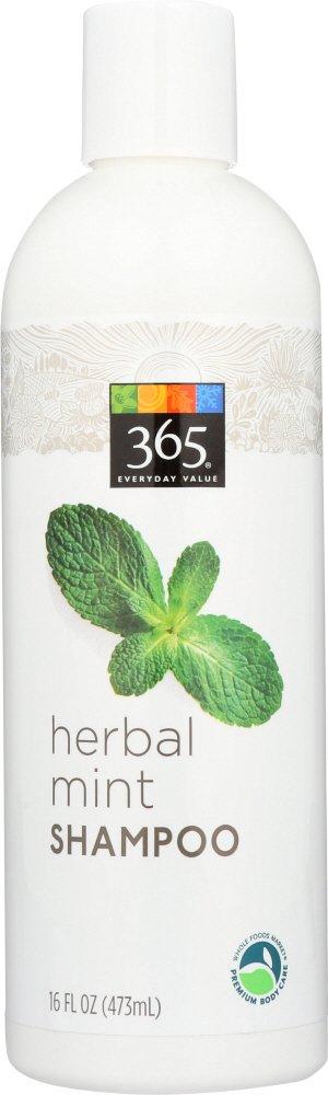 365 Everyday Value, Herbal Mint Shampoo, 16 fl oz