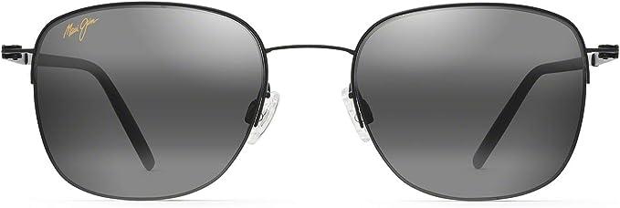 Maui Jim Crater Rim Square Sunglasses