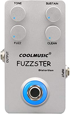 Coolmusic C-FC1 Fuzz/Distortion Pedal