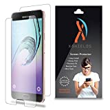 XShields© High Definition (HD+) Full Body Screen Protectors for Samsung Galaxy A5 (2016) (Maximum Clarity) Super Easy Installation [5-Pack] Lifetime Warranty, Advanced Touchscreen Accuracy