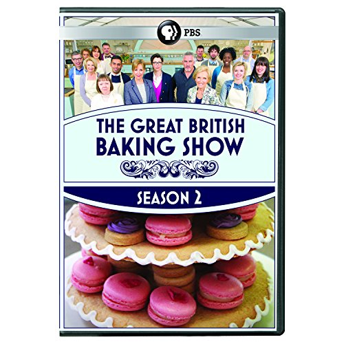 Great British Baking Show Season 2 - Great Dvd