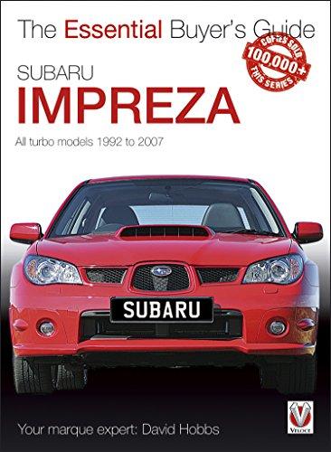 subaru-impreza-the-essential-buyers-guide-essential-buyers-guide-series-book-0