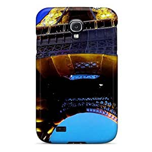 Special Design Back Tour Eiffel Phone Case Cover For Galaxy S4
