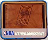 NBA Embossed Trifold by Rico