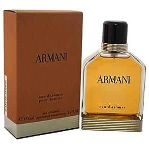 Eau D'Aromes by Armani for Men - 3.4 oz EDT Spray