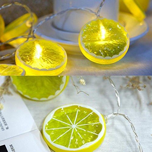 Light An Led With A Lemon