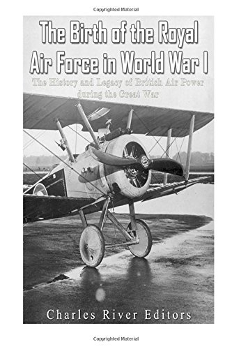 Download The Birth of the Royal Air Force in World War I: The History and Legacy of British Air Power during the Great War ebook