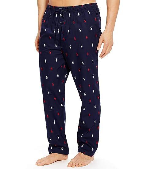 400d151b97 Polo Ralph Lauren Men`s Allover Pony Sleep Pant
