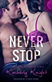 Never Stop (The Halo Series Book 3)