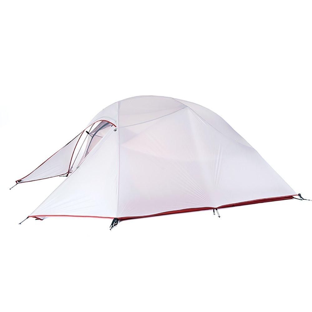Naturehike Cloud-up Ultra légère 3 personnes étanche Tente double couche Tente de camping randonnée product image