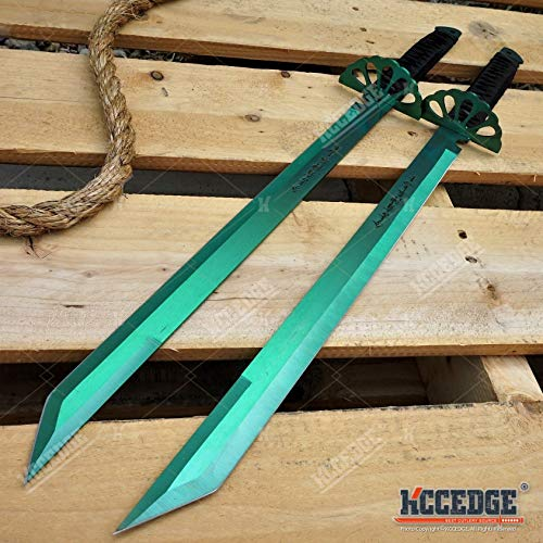 Green Nylon Knife - KCCEDGE 6 Colors to Choose 26